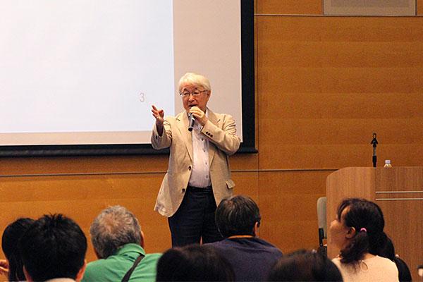 田窪所長のミニ講義