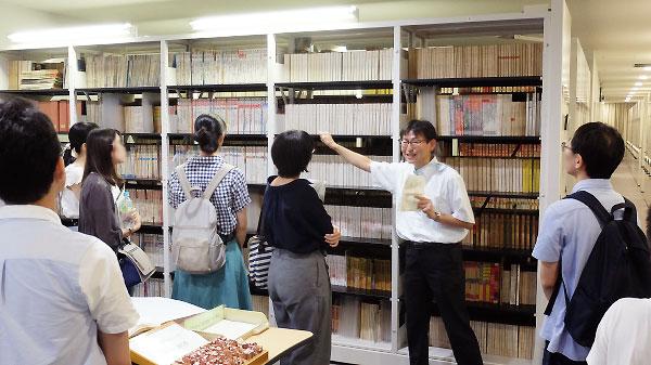 研究資料室中央研究資料庫の雑誌資料